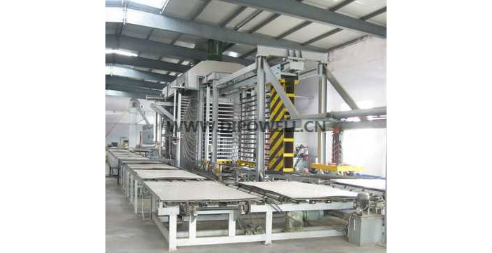 Bamboo Flooring Production Line
